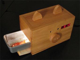 bacon-väckarklockan