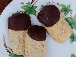Recept på Chokladcigarrer