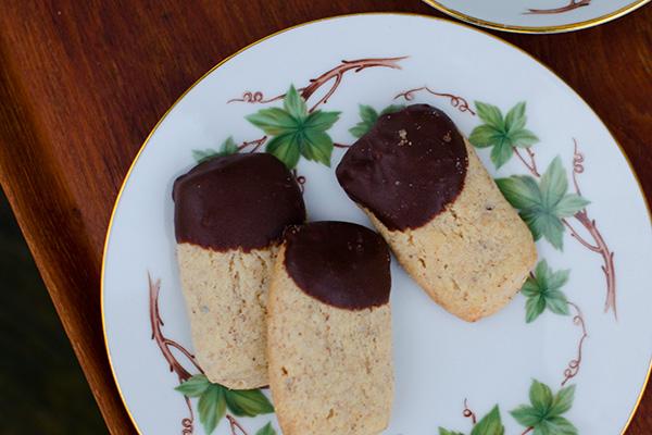 chokladcigarrer - recept