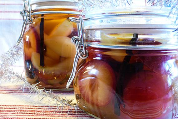 Julkryddad frukt
